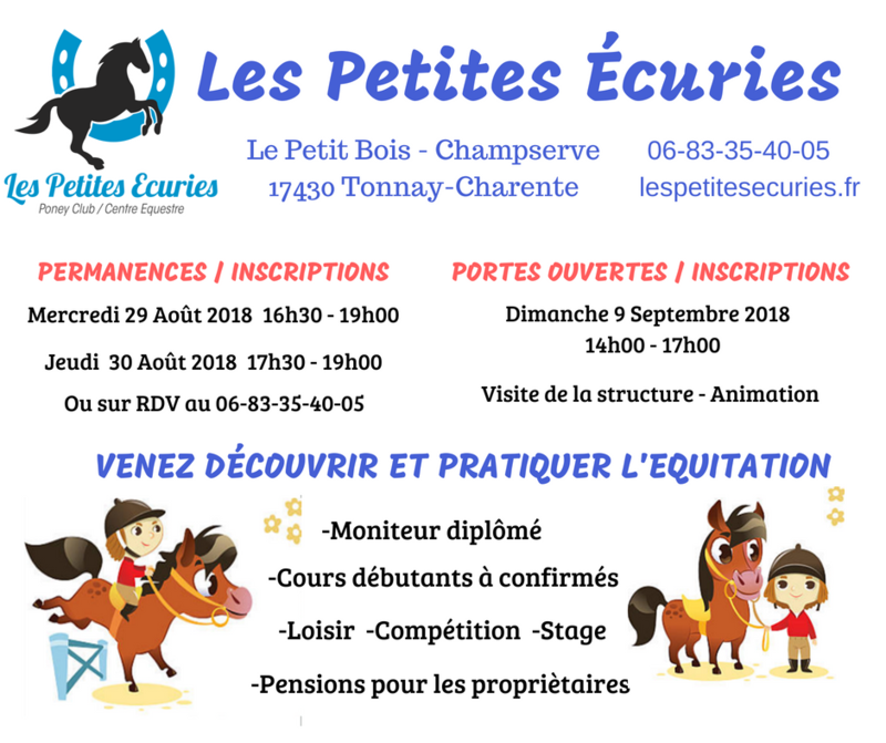 Inscription cours